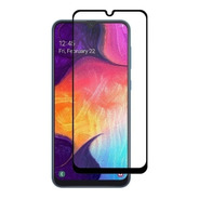 Vidrio Templado 5d Full Samsung A10 Cubre 100%