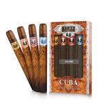 Perfumes Originales Hombre Set Cuba Classic 4pz Baratos