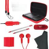 Nintendo 3ds 13-in-1 Gamer Pack - Red