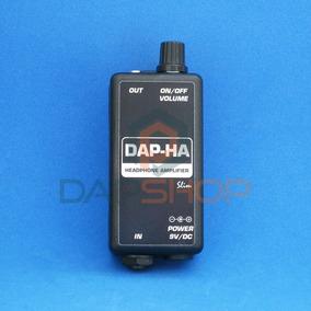 Amplificador De Fones Dap-ha Slim = Powerplay, Power Click
