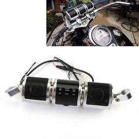 Sistema De Sonido De Motocicleta Nuevo C/bluetooth Radio Mp3