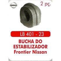 Bucha Estabilizador Frontier Nissan 23mm, 02 Peças