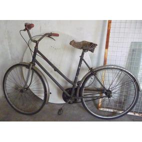 Antigua Bicicleta De Dama Años 60´