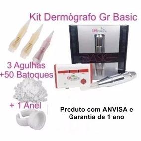 Dermógrafo Gr Basic Micropigmentação Maquiagem Definitiva