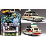 Hot Wheels Cazafantasmas Ghostbusters Ecto 2015 Solo Envios