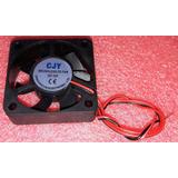Cooler Fan 12v 50x50x15 Brushless Dc Fan Cjy