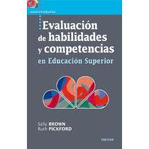 Ebook Evaluación De Habilidades Y Competencias