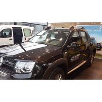 Renault Duster Oroch Privilege 2.0 Negra 0km 2017 Plan Rombo