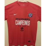 Camisetas Chile Campeones Y Resto Del Mundo