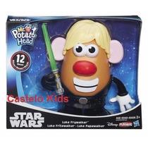 Sr. Cabeça De Batata Star Wars Luke Papawalker E