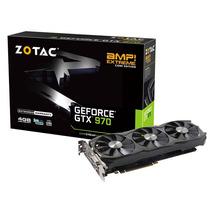 Geforce Zotac Gtx Entusiasta Nvidia Gtx 970 Extreme 4gb Ddr5