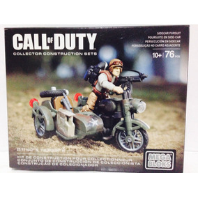 Call Of Duty Persecusion En Side Car! Megabloks Cng94 13gt