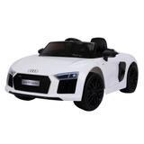 Carrito Eléctrico Audi R8 Spyder White