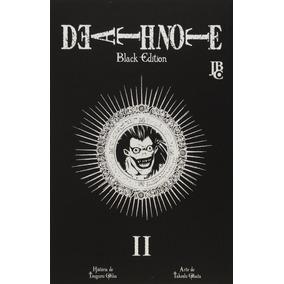 Coleção Death Note - Caixa Com Volumes De 1 À 6
