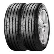 Combo X2 Neumaticos Pirelli 195/55r16 P7 Cinturato 91v