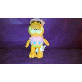 Boneco Garfield Pelúcia Usado Da Premium Image Group 21cm