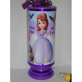 Princesa Sofia Centros De Mesa 16 Lámparas 39 Cm Perzonaliza