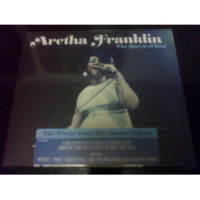 Aretha Franklin - The Queen Of Soul [box] Ray Charles