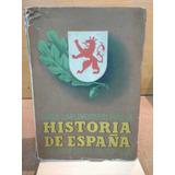 Historia De España, Guerra Liberación 1936-1939.