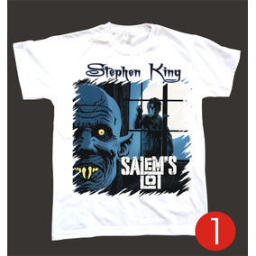 Stephen King/ Remera