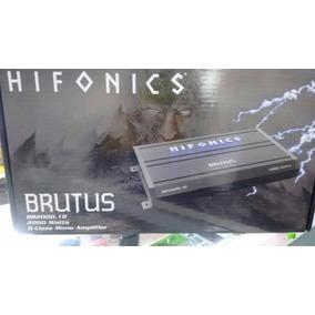 Amplificador Para Carro Hifonics Brutus Nuevo 2000 Watts