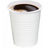 Vasos Plasticos 165cc Descartables Para Café 165cc X100 Und.