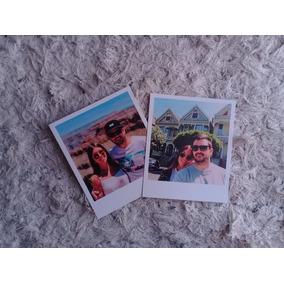 Foto Imán Simil Polaroid. Ideal Heladeras, Pizarras. Deco