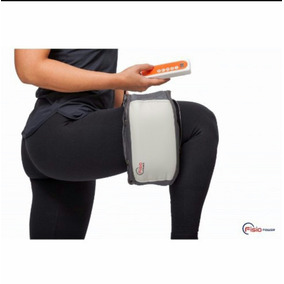 Cinto De Massagem Abdominal Fisio Power