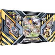 Box Premium Pokemon Coleção Premium Box Mega Beedrill-ex