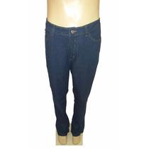 Calça Jeans Masculina Trabalho Plus Size