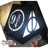 Harry Potter Lámpara Reliquias 29x29x15