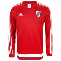 Buzo Adidas Modelo Sweat Top River Plate