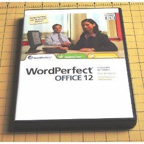 Corel wordperfect en mercado libre mxico corel wordperfect 12 original publicscrutiny Gallery