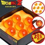 Esferas Del Dragon - Caja X 7 - Medianas De 4 Cm - F039