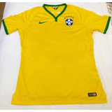 Camisa Oficial Da Seleção Brasileira De Futebol - Copa 2014