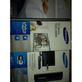 Kit Smart Samsung - Teclado Vg-kbd1000+ Cam Vg-stc3000 + Adp