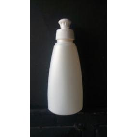 Envase Plastico Shampoo 180 Cc Tapa Push Pull Shampoo Champu