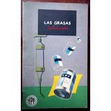 Ypf Antiguo Folleto 1966 Las Grasas Lubricantes En La Plata