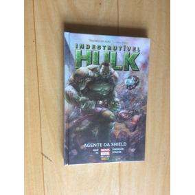 Indestrutível Hulk - Agente Da Shield - Nova Marvel