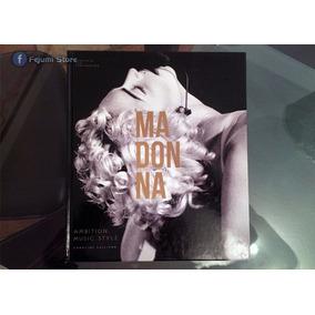 Libro Madonna Ambition, Music & Style Por Caroline Sullivan