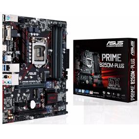 Placa Mãe Asus Prime B250m-plus Ddr4 Chipset B250 Lga 1151