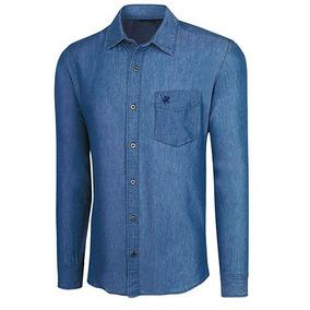 Camisa Polo Club Ypc1127 Color Mezclilla Caballero Oi