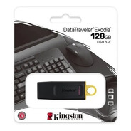 Pendrive Kingston Datatraveler Exodia 128gb Dtx/128 Usb 3.2