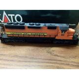 Tren Locomotora Sd-40 Nacionalizada Ho Kato Dcc Esu
