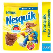 Nesquik Chocolate 360g Cacao En Polvo Bebida Chocolatada