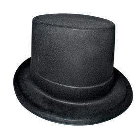 Sombrero De Copa Tipo Mago Para Fiestas Eventos Y Batucadas