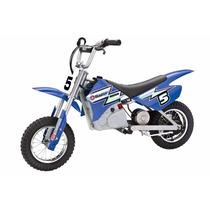 Moto Eléctrica Razor Mx350 Bateria 24v 23km/h +7 Años Pc