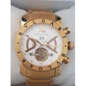672b9f70040 Relogio Bvlgari Iron Man Dourado Na Caixa - Joias e Relógios no ...