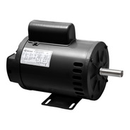 Motor Elétrico Monofásico 1/4cv 2polos P2 Ip21 110/220v Nova