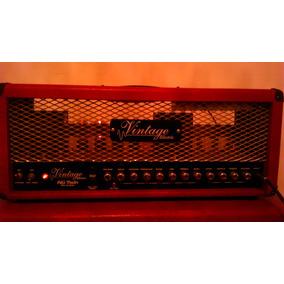 Cabezal Valvular Vintage Electric Nü Twin 50w (permutas)